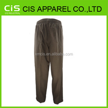 work sport men pants and trousers