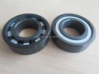 High Speed Anti Corrosion Ceramic Ball Bearing For Motorcycle 6205 Si3N4 ZrO2