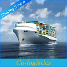 Ocean/sea freight shipping container service from China to San Diego