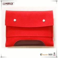 11'' 13'' 15''wholesale felt bag, oem felt laptop bag, felt notebook bag