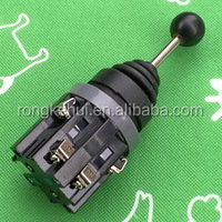 SPST 4NO Four Position Momentary Type Monolever Joystick Switch