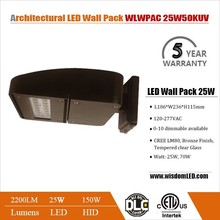 New china products circular led wall pack light