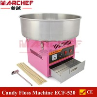 CE Approved High Quality Candy Floss Machine