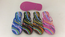 2015 new items popular eva girls nude beach slippers promotion girls nude beach slipper women nude beach walk slipper