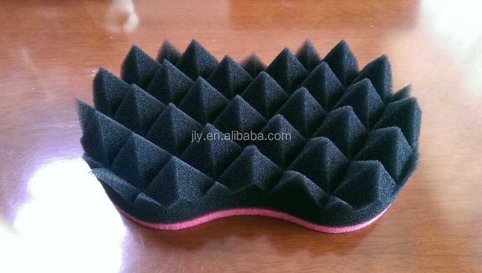 Twist Sponge For Natural Hair Twist Hair Dread Loc Sponge