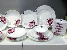 Dernières tendances en style de vaisselle en mélamine et arts de la table