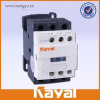Magnetic Electrical Relay Starter Ac Cjx2 Ac Contactor