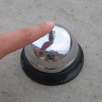 Cangzhou Tiande wholesale wireless waiter call bell /reception bell for hotel