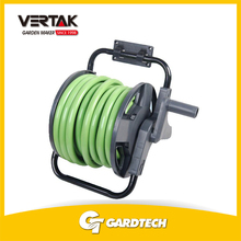 Garden tools leader with high quality Portable hose reel with 15m hose