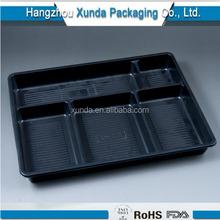 Hot sale plastic compartment tray