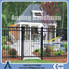 4ft height powder coated aluminum ornamental fence china supplier