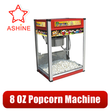 8 OZ Popcorn Machine/commercial popcorn machine/Kitchen equipment