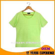 t-shirt / wholasale blank shirts / garment factory