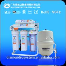 Filtro de agua con ro grifos nsf53