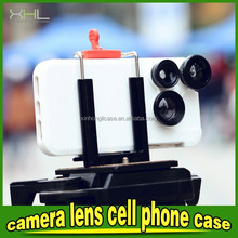 camera lens cell phone case for iphone 5 5s accessories