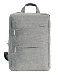 Kation Polyester Business Bag F ila Backpack Grey Backpack Laptop