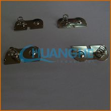 Factory supply wenzhou powder coated small spring clip