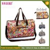 Wholesale 2015 hot new products handbags nylon beach travel bags