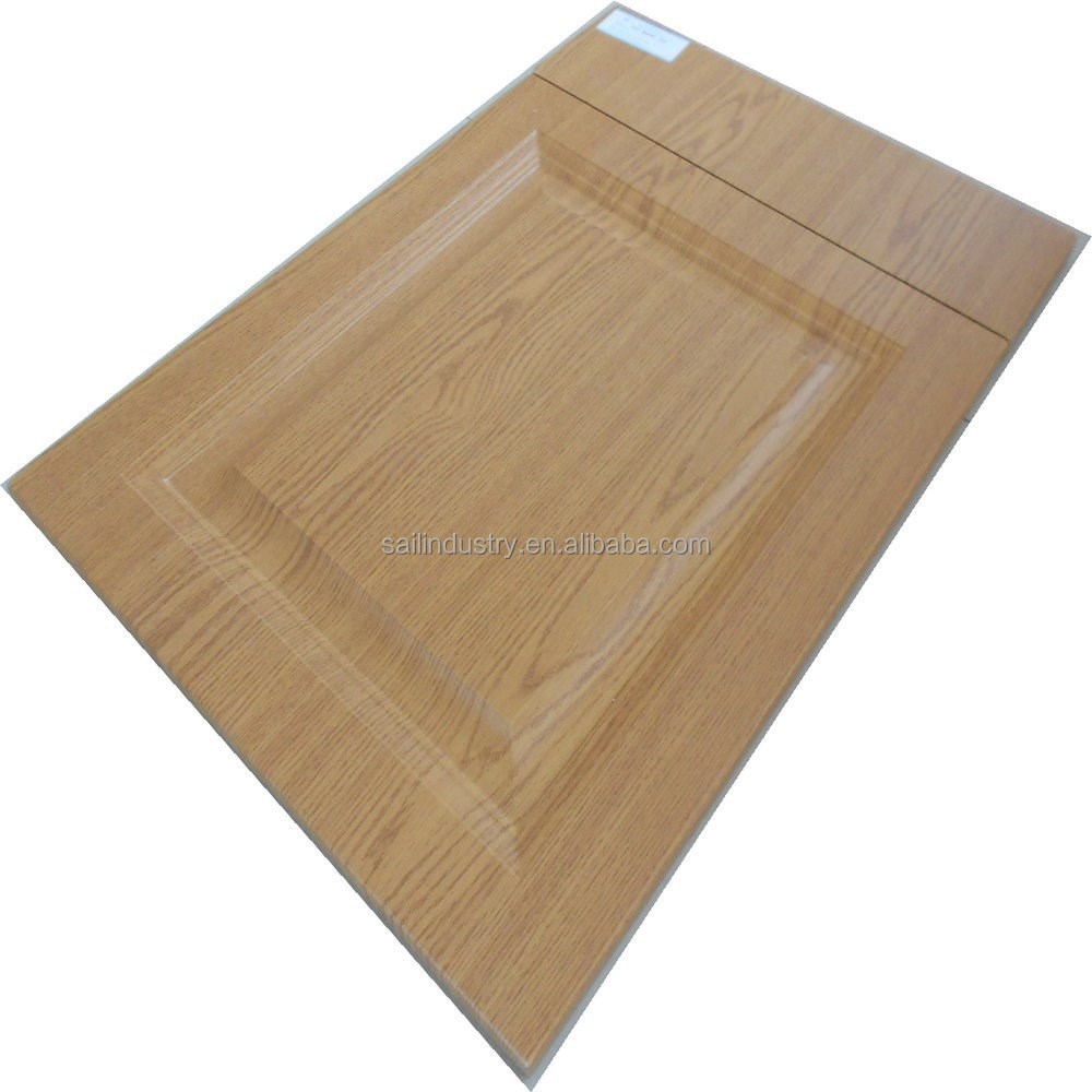 Used wooden pvc vacuum mdf kitchen cabinet door buy mdf kitchen
