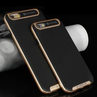 China supplier New product CRUCIAL Bumper cover for iphone 6, dual layer phone case for iphone 6s with 10 colors