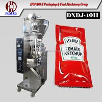 Automatic tomato Sauce Packing Machine