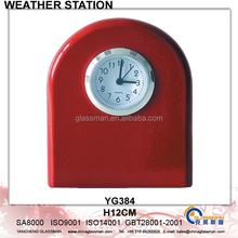 Wooden Weather Station Barometer Decor YG384