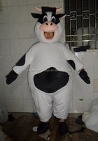 milk cow /pig / sheep Advertising farm animal mascot costumes for kids