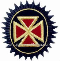 metallic embroidery design
