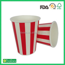9oz disposable cold drink glass