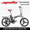 2015 fashion china apollo cheap electric folding electric bike for sale