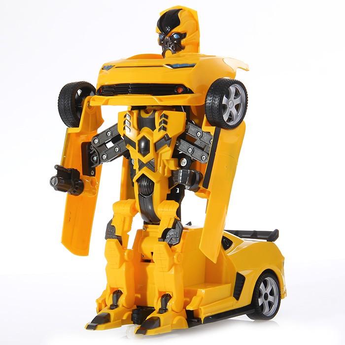043661-Bumblebee Trooper Fierce Radio Control Deform Robot 2.4G-2_02.JPG