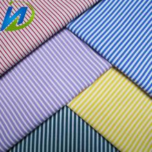 100% cotton flannel plain fabric for Men's shirts