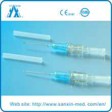 Disposable Painless IV Catheter 26G to 14G