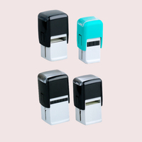 47*18mm self inking office stamp/custom stamp self inking/rubber stamp