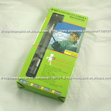 Wireless Remote Zoom Shutter Control Monopod for Galaxy S3 S4 S5 S6 Note 2 3 4 iPhone 5 5S 6