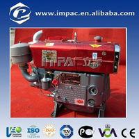 R175A 5Hp Single Cylinder 4 Stroke Diesel Motor