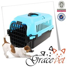 Hot selling pet carrier luxury dog travel crate