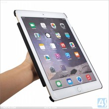 """New Innovative Hand Hold Belt Leather Case for iPad Air 2 (9.7""""), Hand Hold Rotating Leather Cover Case for iPad Air 2"""