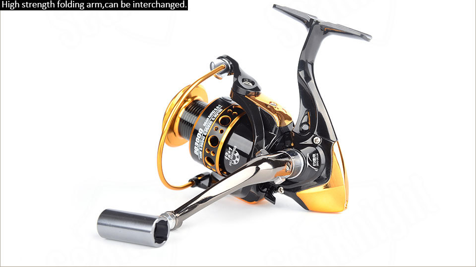 Wholesale wholesale chinese fishing reels 12 1bb for Wholesale fishing reels