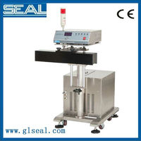 hot sales manufacturer of automatic sealing machine for plastic bottle