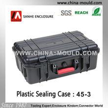 abs waterproof case with pre-cut foam