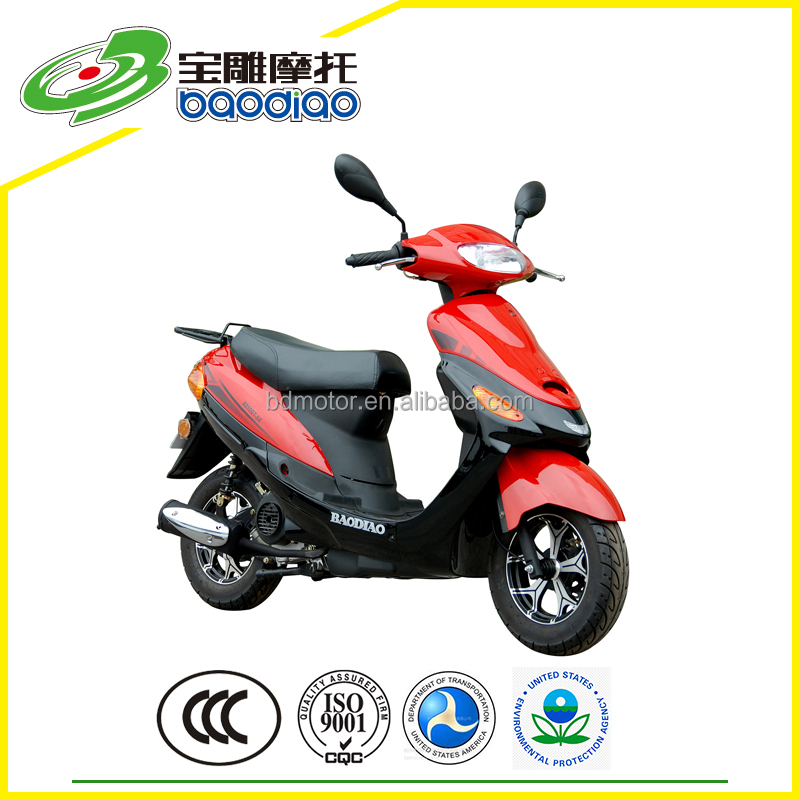 Hot sale street bike chinese cheap gas scooters for Cheap gas motor scooters