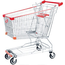 Good desige multi-style shopping cart with CE certificate/Shopping bag trolley/Sell shopping cart