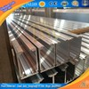 Great ! Aluminium glazing channel window , 6063 aluminium alloy profile aluminium channel for glass