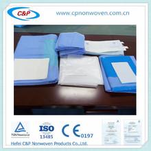 descartável Extremity útil Individual estéril embalagem campo cirúrgico
