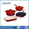 Alibaba wholesale cast iron enamel cookware