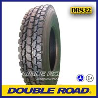 Hot Selling Japanese truck tires 11R24.5 manufacturer Double Road brands