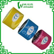 Hand Guard Type 5cm*5m sport and physical therapy elastic kinesiology tape