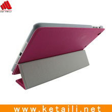 For mini ipad smart case with 3 adjustable standers