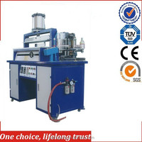 TJ-32 photo album printing machine notebook exercise book printing machine hot stamping polishing machine